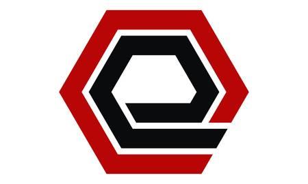 Letter C E Modern