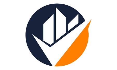 Business Trust  logo concept design.