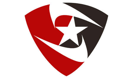 Star Talent Competition logo concept design.