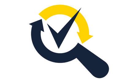 Verifying Search concept vector Vectores
