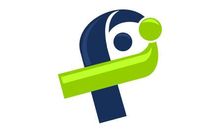 Healthy Care Community logo Vector illustration.