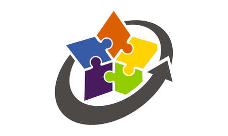 Business Strategy Shield