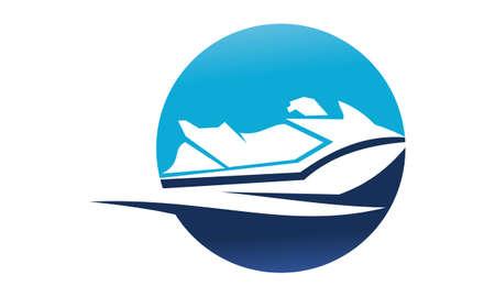 Jet Ski Motor Boat.
