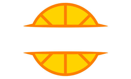 Template Emblem Blank logo Stok Fotoğraf - 92402703