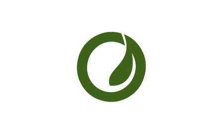 Green Project Solution Center Initial G logo