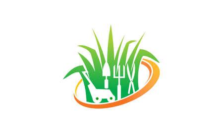 잔디 깍는 기계 서비스