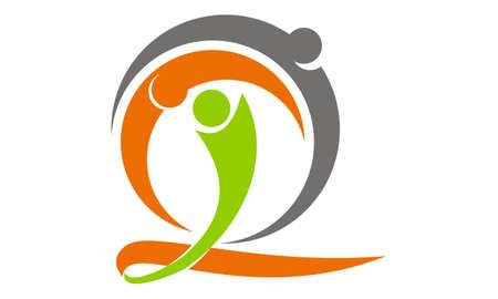 Success Life Coaching icon Vector illustration.