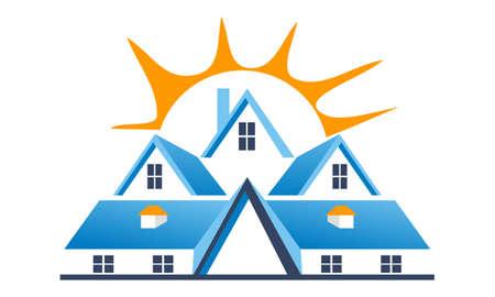 Real Estate Center Solutions illustration