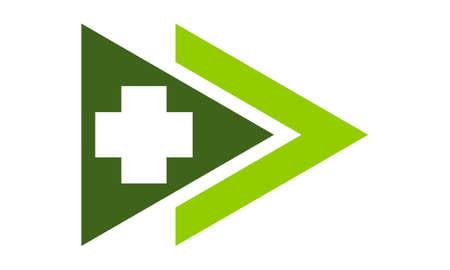 Health Expert Advance good for logo.