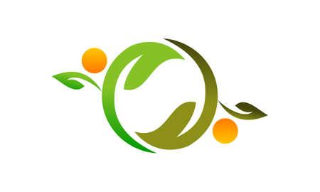 Health life Nutrition icon Vector illustration.