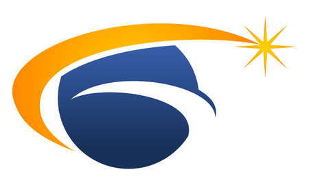Global Solution Logo Design Template Vector Illustration