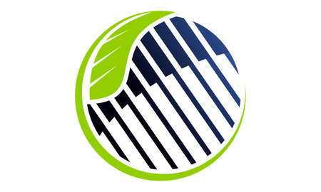 Green Project Technology logo design