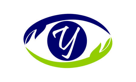 Eye Care Solutions Letter Y