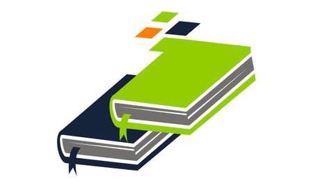 Online boek-app Stockfoto - 91720237