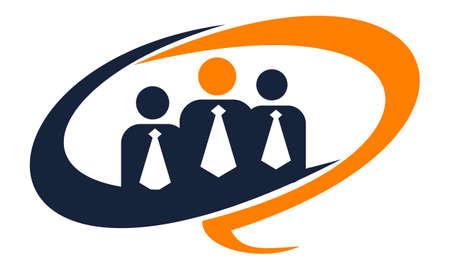 Staff Expert Solutions logo vector illustration.
