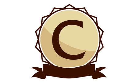 Modern Logo Solution Letter C logo Illustration