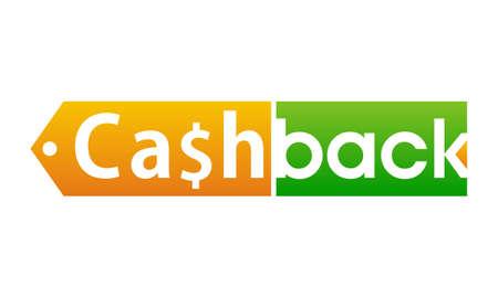 Cash Back Logo Design Template