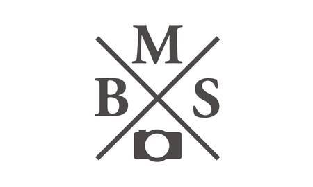 Letter BMS Modern icon