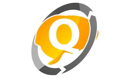 Creative Thinking Letter Q