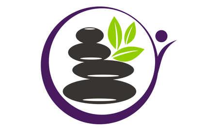 Bespoke natural therapies illustration.