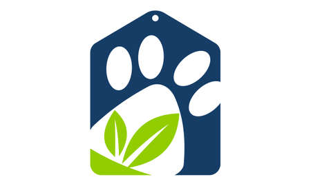 Pet Shop icon design. Illustration