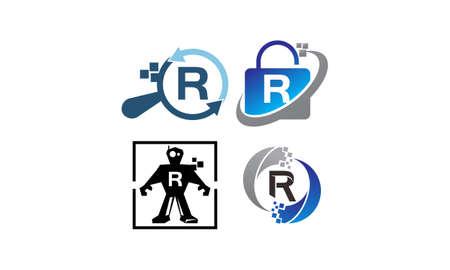 Technology Application R Template Set