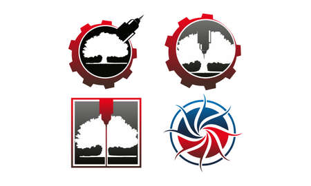 CNC-Service-Vorlagensatz gravieren