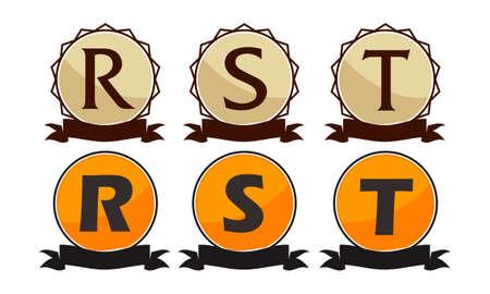 Logotype Modern Solution Template Set
