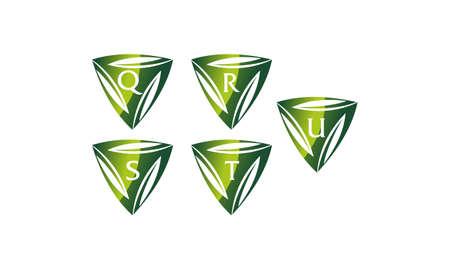 Leaf Dynamic Rotation Template Set