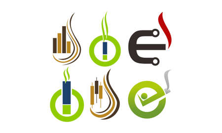 Electrical cigarette Healthy Set
