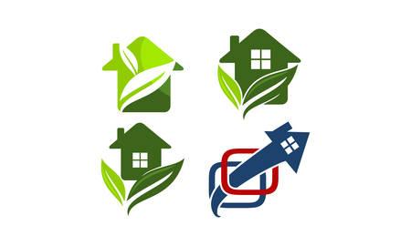 Real Estate Template Set