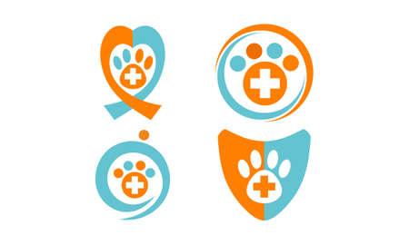 Health center template set.