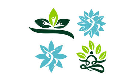 Leaf health template set.