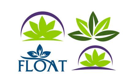 Leaf health template set.
