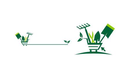 Shop gardening Online Set