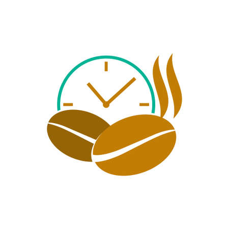 Coffee   Template Vector Icon Illustration Design Isolated