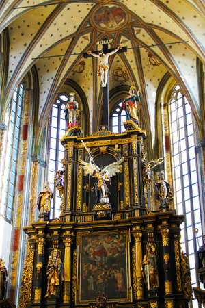 ortodox: Church of Our Lady of the Snows, Prague Editorial