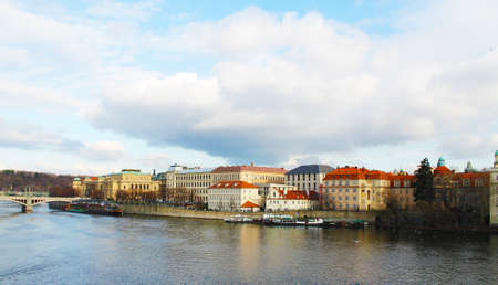vltava: Prague, Vltava, Czech Republic