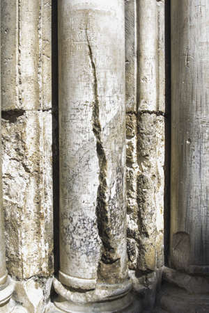 Columns - Church of the Holy Sepulchre photo
