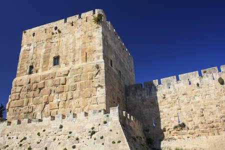 Jaffa Gate Tower photo