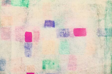 Old stained color paper sheet, abstract background Zdjęcie Seryjne