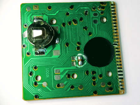 A picture of Circuit board
