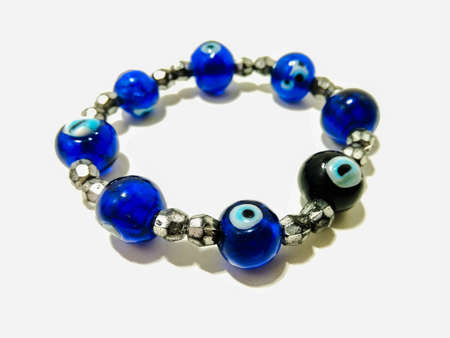 A picture of hand bracelet