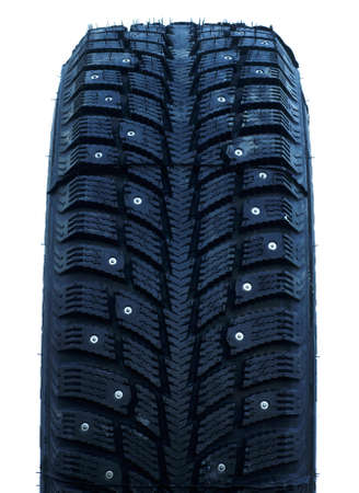 winter tires: Studded winter tires