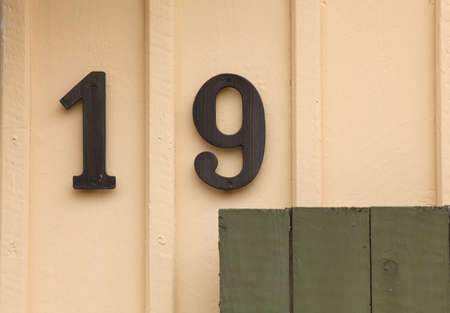 19:   House Number 19