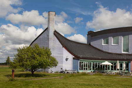 meeting place: YTTERJARNA, SWEDEN, CULTURE CENTRE. June 23, 2015. cultural meeting place.