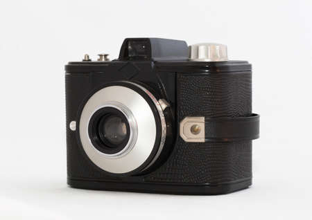 manufactured: Old camera was manufactured 1954-65.