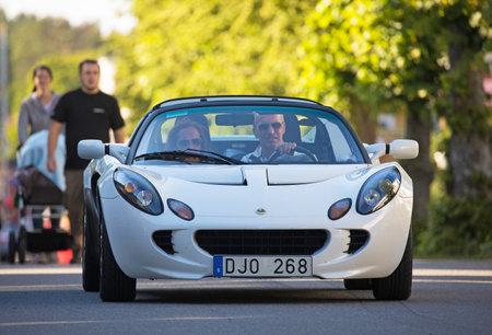 TROSA SWEDEN July 20 2017. Lotus Elise S-Typ  year 2007.