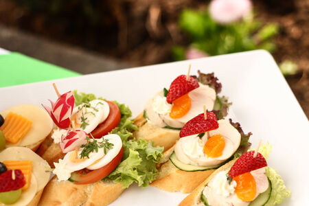 ei: Finger food Catering
