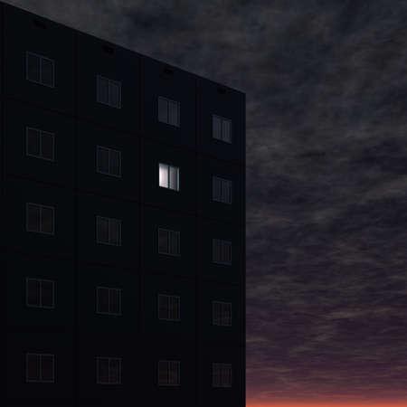 night life (insomnia)